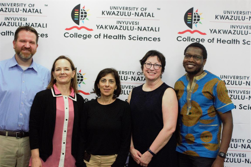 Healthcare Data Collaboration between UKZN and Duke's School of Nursing is underway.
